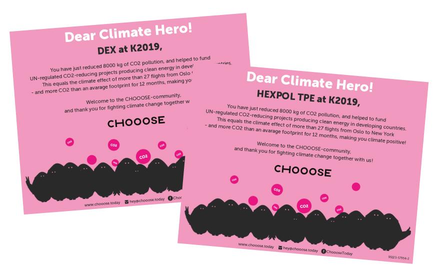 HEXPOL TPE - CHOOOSE