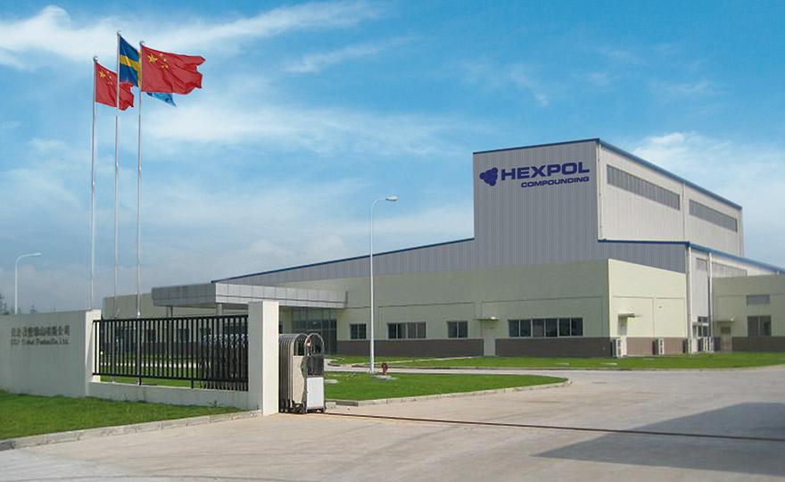 HEXPOL Compounding Foshan