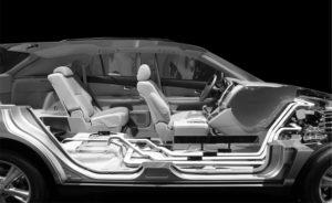 Low VOC materials for automotive interiors