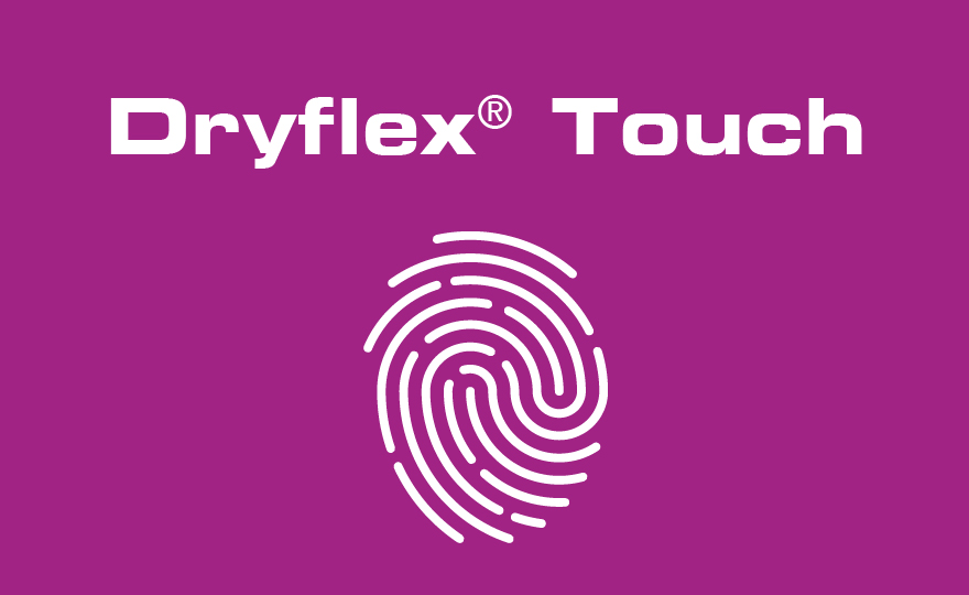 Dryflex Touch - Silky Feel TPEs