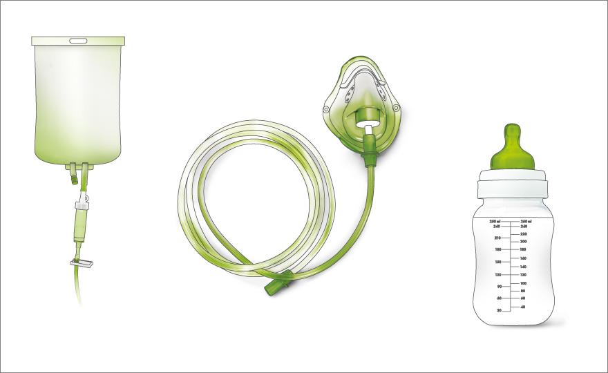 Mediprene 500M Standard Series - TPE materials for medical applications