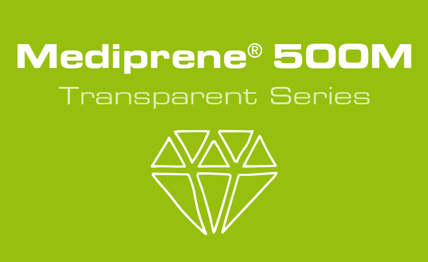 Mediprene TPEs 500M Transparent Series