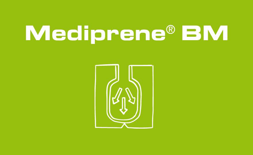 Mediprene BM - Medizinische TPEs für Blasformanwendungen