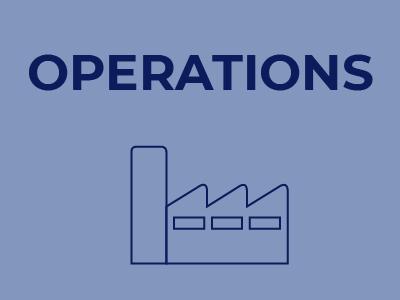 Sustainability Journey - Operations