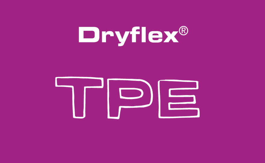 Dryflex TPE compounds