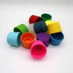 Soft Materials for Bottle Tops