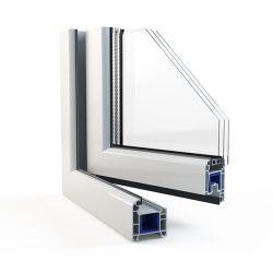 Flexible Polymerwerkstoffe für Verglasungsprofile + Dichtungen