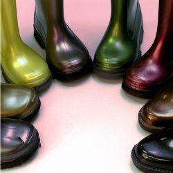 Flexible Polymere für Schuhwerkanwendungen