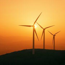 TPE- & TPV-Materialien für Windturbinen