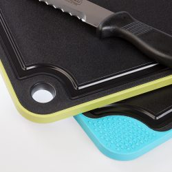Soft + Nonslip Materials for Chopping Boards