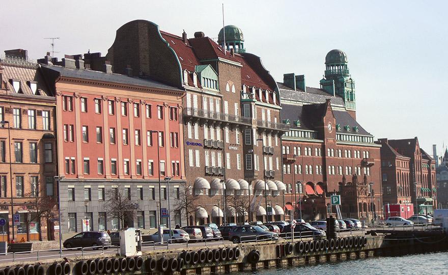 HEXPOL Head Office - HEXPOL AB - Malmö Sweden
