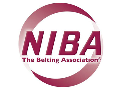 Logo: NIBA The Belting Association